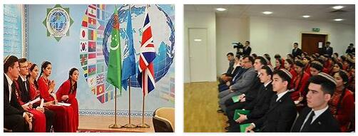 Turkmenistan International Relations