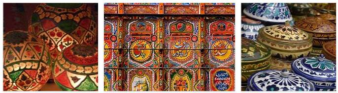 Pakistan Arts