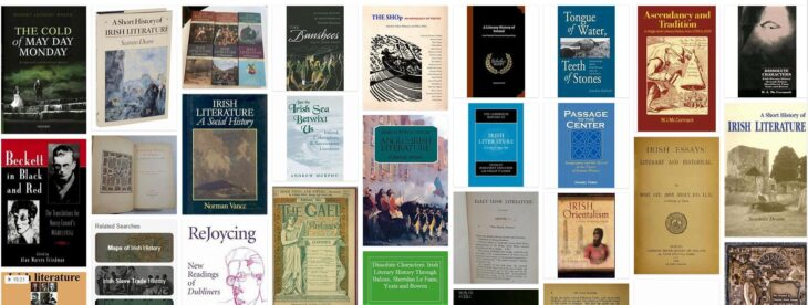 Irish Literary History